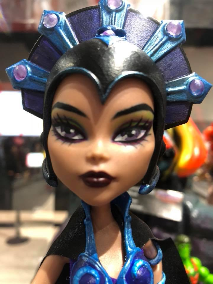 Unofficial Monster High Checklist The Creepiest Cool