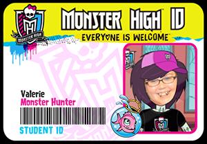 Unofficial Monster High Checklist